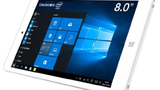 Características y precio de la tablet de gama baja, Chuwi Hi8