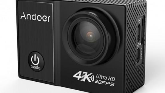 Características y precio de la cámara Andoer C5 Pro