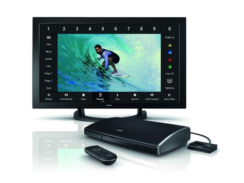 Sistema de entretenimiento Bose VideoWave