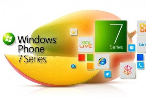 Actualización de Windows Phone 7.5 Mango