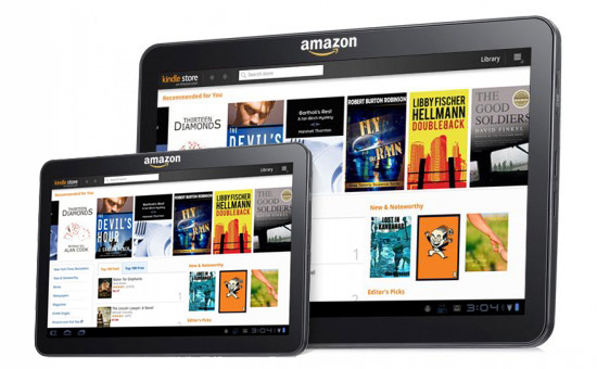 Amazon presenta el segundo tablet