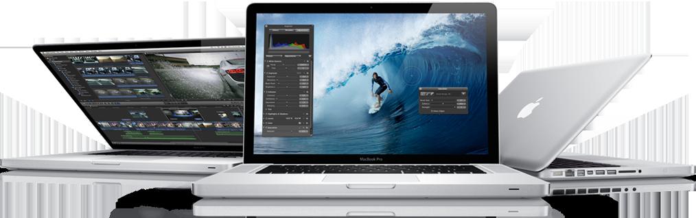 Apple actualiza la línea MacBook Pro