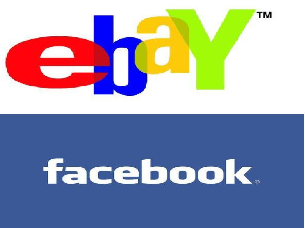 eBay y Facebook