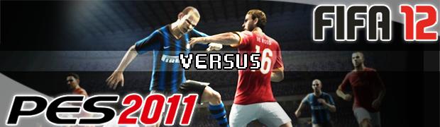 FIFA 12 vs PES 2012: el desafío se renueva