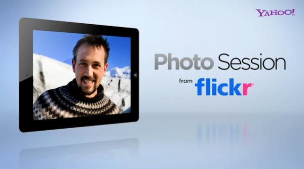 Flickr Photo Session y nueva aplicación móvil