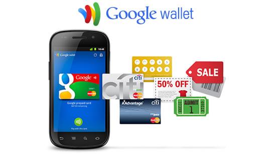 Lanzamiento de Google Wallet