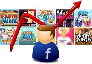 Más juegos en las redes sociales y menos consolas