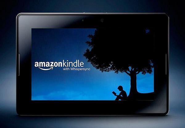 Kindle Fire, el reader se convierte en tablet