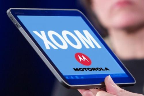 Primeros detalles del tablet Motorola Xoom 2