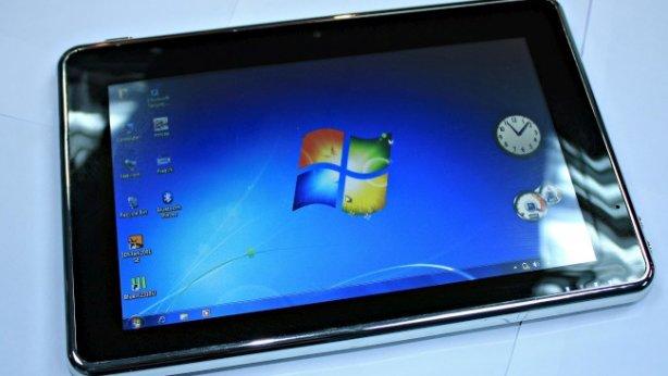 El tablet de Microsoft será fabricada por Samsung