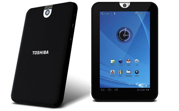 Toshiba apuesta con su tablet Thrive 7