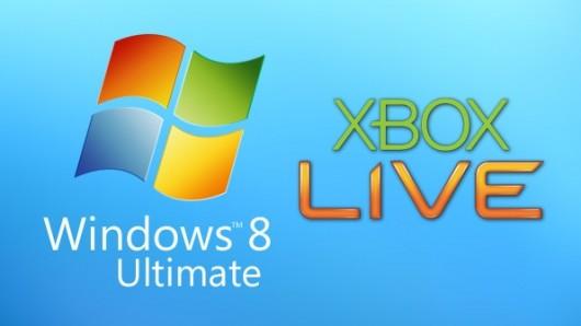 Windows 8 incluirá Xbox Live