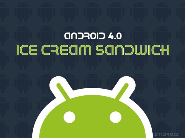 Android 4.0 Ice Cream: llegan las primeras imágenes