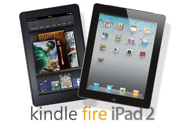 Kindle Fire sería el primero en superar al iPad