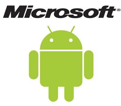 Microsoft firma la décima licencia para Android