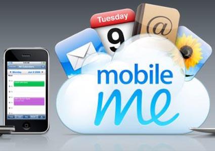 MobileMe, prolongado black-out