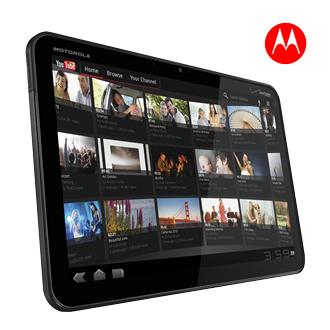 Motorola lanzará una versión economica de su tablet Motorola Xoom