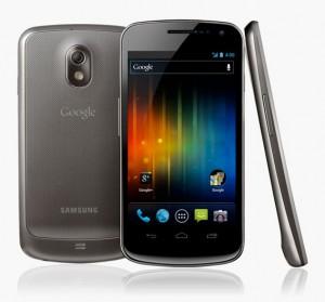 Samsung Galaxy Nexus: una vista previa