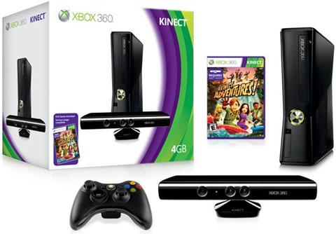 Xbox 360 y Kinect: aprender jugando