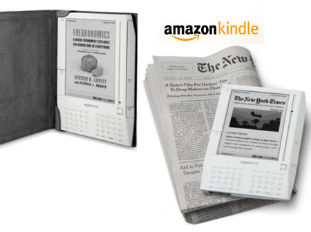 Amazon celebra el éxito de Kindle
