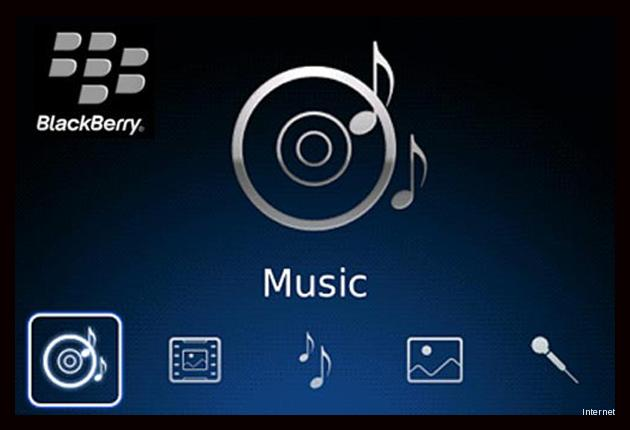 BMB Music: la música suena en tu BlackBerry