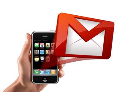Gmail lanzará una aplicación para iPhone