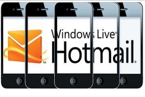 Hotmail en iOS