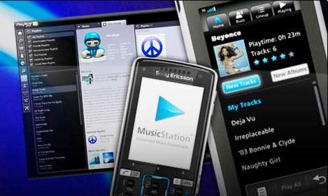 La música digital online continúa en alza