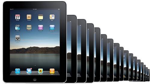 Rumores respecto de un renovado iPad 2 de Apple