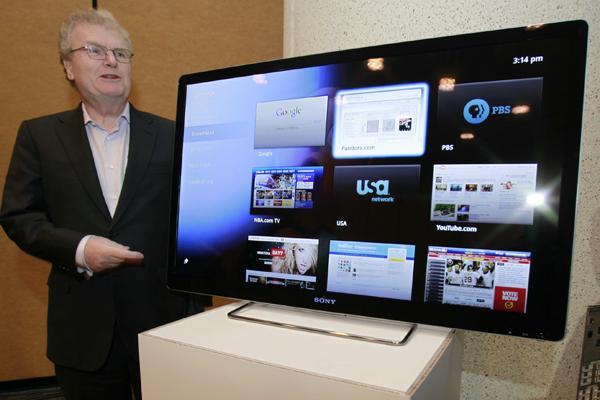 Sony busca reinventar la TV