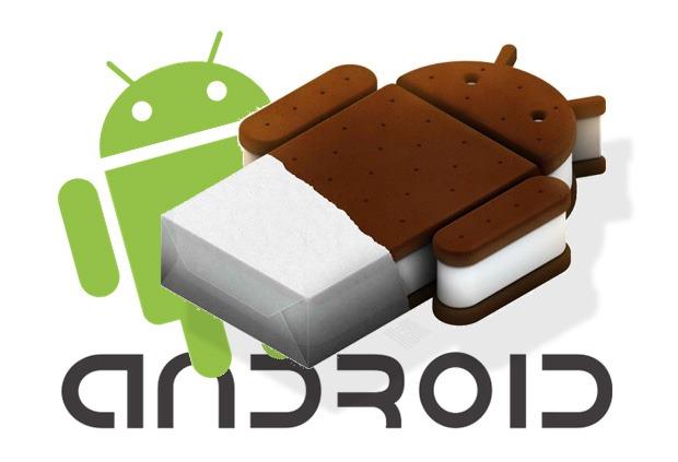 Android ha sido actualizado a la versión 4.0.3