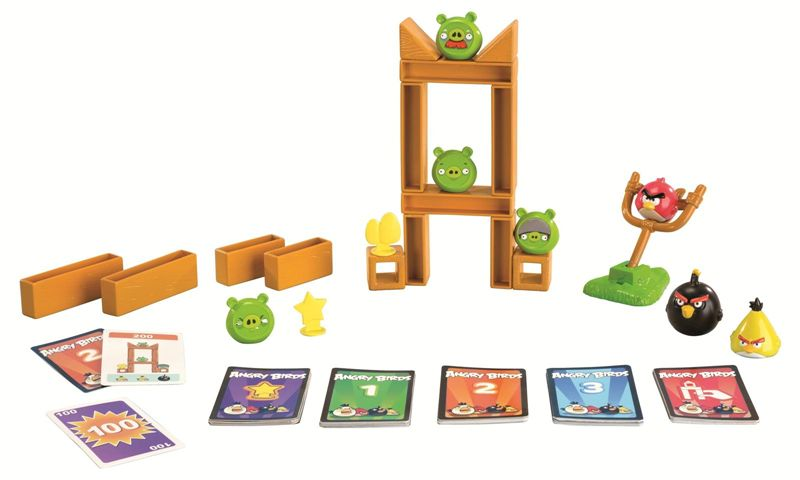 Angry Birds, mattel