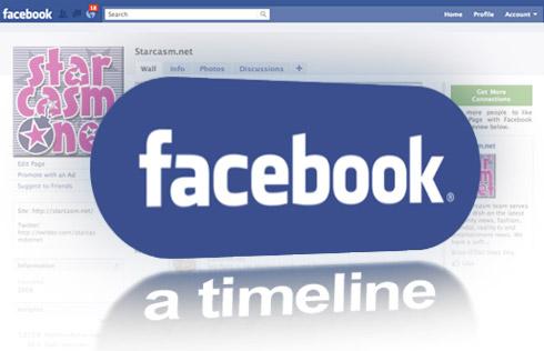 facebook timeline facebook