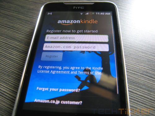 Amazon actualiza aplicaciones para iPhone y iPad