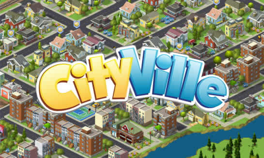 facebook, cityville,sims, garden of time