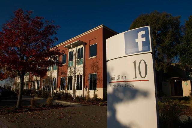 Facebook se muda a Menlo Park
