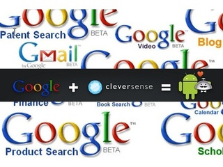 Google adquiere Clever Sense