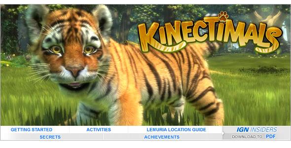 Microsoft llega a la App Store con Kinectimals