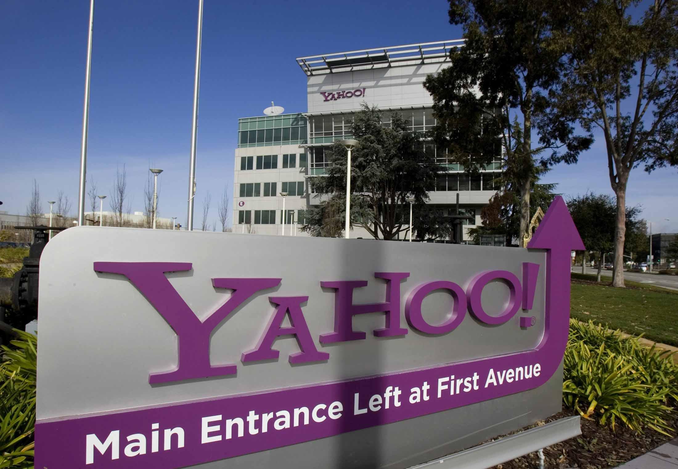 Llegan las primeras ofertas por Yahoo