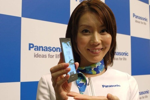 Panasonic retorna al mercado europeo de smartphones