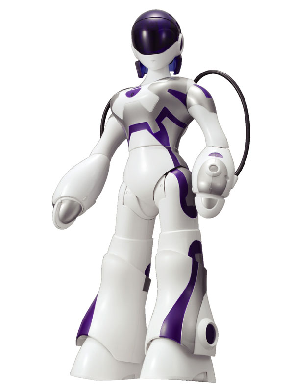 robot prisión
