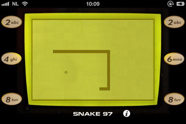 nokia snake serpiente nokia