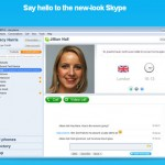 Skype se actualiza para Android