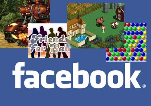 Facebook apuesta a los juegos online