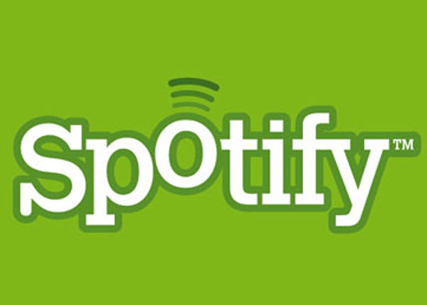 spotify, facebook