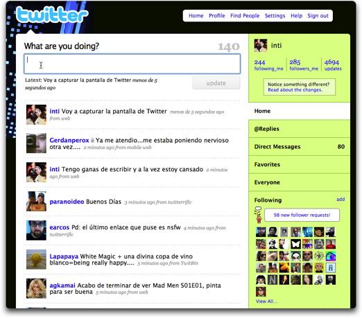 españa, redes sociales, twitter, facebook, google+