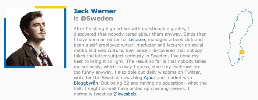 suecia, twitter, comisarios de suecia