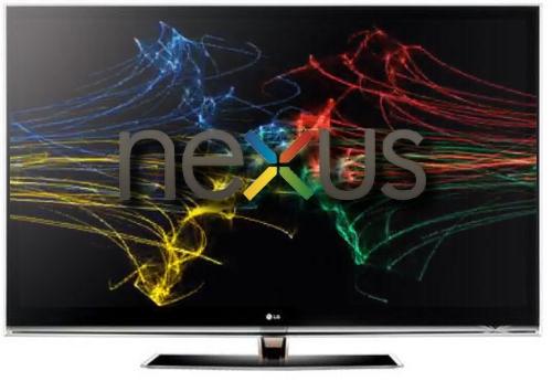 Google y LG podrían lanzar Nexus TV