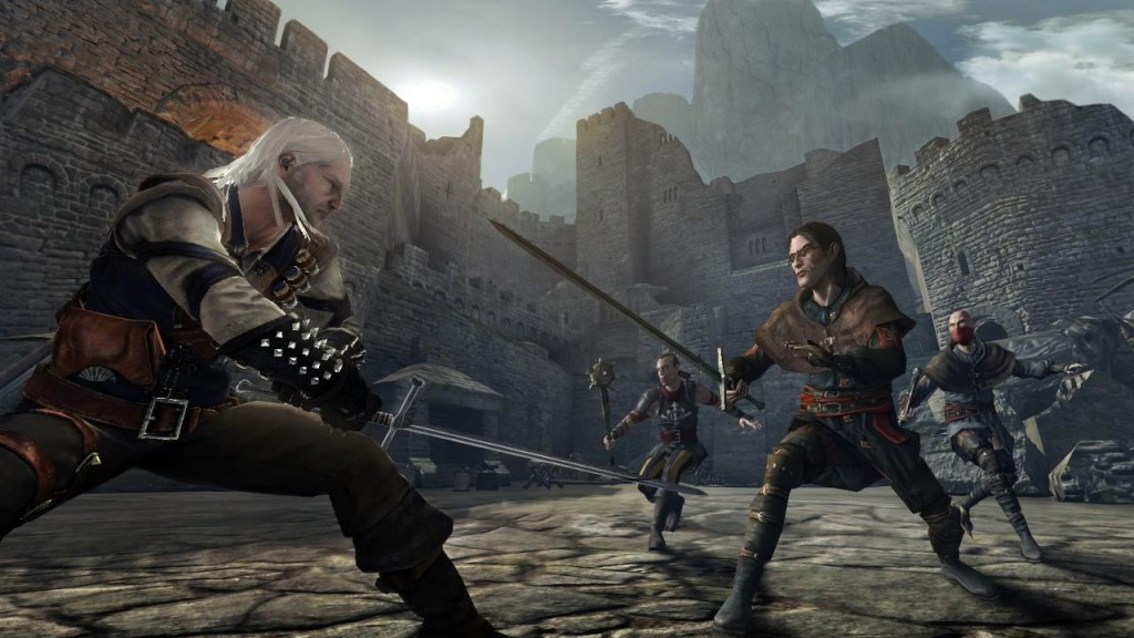 assassins of kings para xbox, the witcher 2