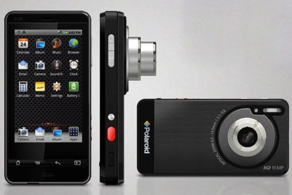 Polaroid SC1630 Smart Camera, una cámara Polaroid con Android